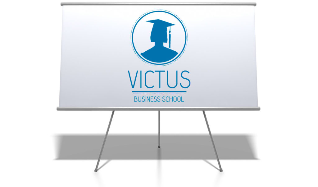 victus business school