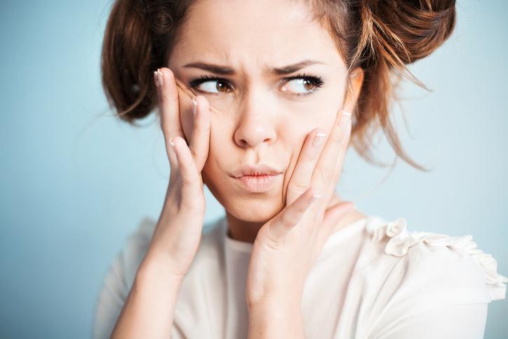 stress påverkar huden victus