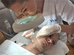hårreducering, laserbehandling, diodus808, diodlaser, victus clinic, hudterapeut
