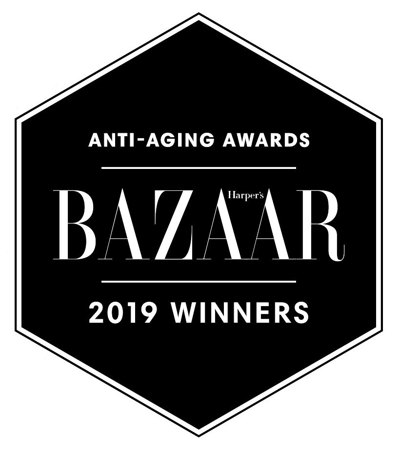 Bazaar Anti-aging 2019 winner