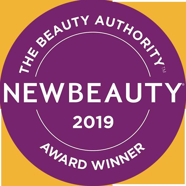 Newbeauty 2019 Award winner