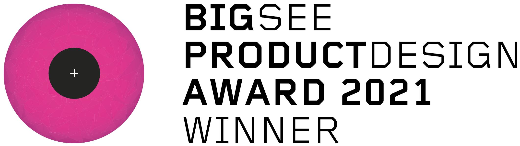 BigSee ProductDesign Award 2021 Winner