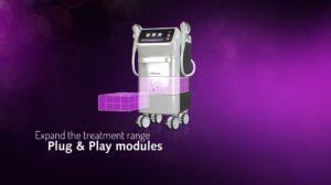 MeDioStar diodlaser uppgradering